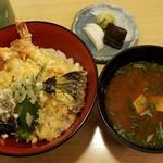 東大美 - 天丼¥1000円