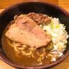 ZEYO - 料理写真:カレーうどん+ほぐし肉+ねぎ