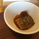 米どころん - 小鉢の鯖味噌