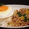 ディーバイエム - 料理写真:ガパオライス