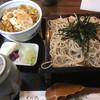 そば処 福家 - 料理写真:たまてんセット/¥730