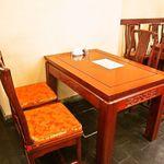 中国郷菜館 大陸風 - テーブル席