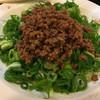 竜胆 - 料理写真:汁なし坦々麺550円