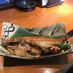 酒・肴 魚信 -