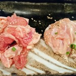 神保町食肉センター - 塩&麹鶏