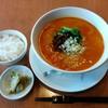 中華キッチン ぐら - 料理写真:担々麺(ランチタイムご飯とザーサイ付き880円)