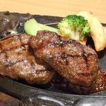 炭焼きレストランさわやか - ハンバーグ&みすじステーキ