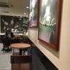 スターバックスコーヒー - 内観写真:ピカピカの店内。