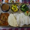 ナマステネパール - 料理写真:ダルバート(伝統的なネパールセットメニュー)