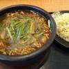 唐庄酒家 - 料理写真:サンラー土鍋煮込みセット