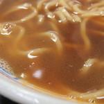 ○京 - スープ