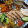 ナタ アジアン&タカリバンチャ - 料理写真:ファーパルロティ