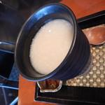 cafe Mizukinosho - 甘酒HOT!!