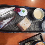 cafe Mizukinosho - 味噌セレクション