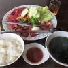 焼肉なんざん - 料理写真:Eランチ(牛カルビと牛ロース・和牛ホルモン)