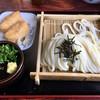 はま弥 - 料理写真:ざるうどんヽ(*´∀`)490円