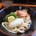 やなぎ屋 - 料理写真:冷ぶっかけ320円