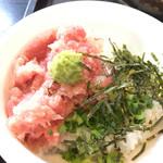 五右衛門 - マグロミニ丼