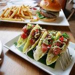 Tommy Bahama Restaurant, Bar & Store - *Ahi Tuna Tacos $17.00*