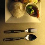 cafe juju - 料理写真:日替わりでメニューが変わる【本日のプレート】