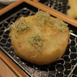 喜久や - 大根の天ぷら