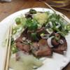 カミヤ - 料理写真:レバーの素焼き