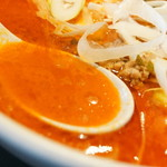 京花楼 - スープ