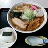 そば処 更科 - 料理写真:正油ラーメン(700円)