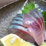 キッチン ウィル - 鯖の刺身