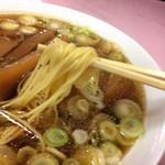 奇珍 - 細麺です!