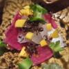 セキ ハナレ - 料理写真:平目のお造り