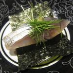 セキ ハナレ - しめ鯖