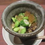 セキ ハナレ - 夏野菜と白味噌のカポナータ