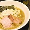 煮干乱舞 - 料理写真:中華そば(塩) 800円 サラっとしつつ味わいニボニボ♪
