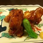 62357741 - 鶏焼き。