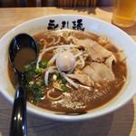 永斗麺 - サンマらーめん