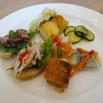 EL FUEGO GRILL Enoshima - 前菜も色々