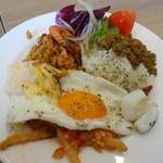 EL FUEGO GRILL Enoshima - ご飯+料理