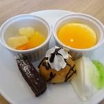 EL FUEGO GRILL Enoshima - デザートは甘め