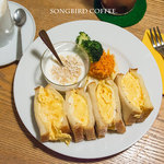 SONGBIRD COFFEE - 料理写真:
