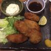 石はら - 料理写真:広島産 カキフライ