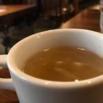 Bisro Brown - スープ