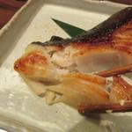 人形町 田酔 - 「銀鱈西京焼」