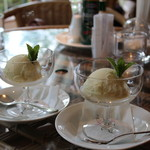 カフェサボイヤ - アイスクリーム