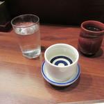 """人形町 田酔 - """"お昼の日本酒"""""""