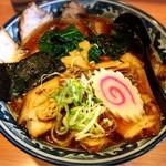 やまふじ - 料理写真:醤油チャーシュー麺