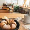 小さなパン店 リッカ ロッカ - 料理写真:フレンチトースト ジャムとアイス添え
