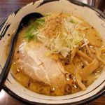 麺場 ふうらいぼう - 濃厚醤油ラーメン