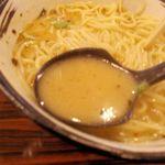 麺場 ふうらいぼう - スープ