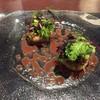 エノテカ・ラ・リコルマ - 料理写真:函館産真鱈の白子のオーブン焼き プッタネスカと赤ワインのソース
